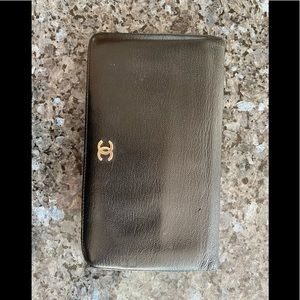 Chanel Classic Long Wallet (Vintage)